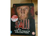 Saw dvd box set