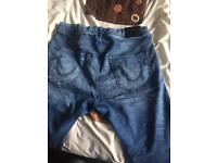 True religion new without tag 32w pull string