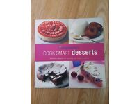 Weight Watchs Cook Smart Desserts Book