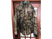 Trakker jackal real tree coat