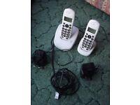 Argos Value Duo pack Cordless phones