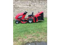 "Countax C800HE 44"" Deck Ride On Mower"