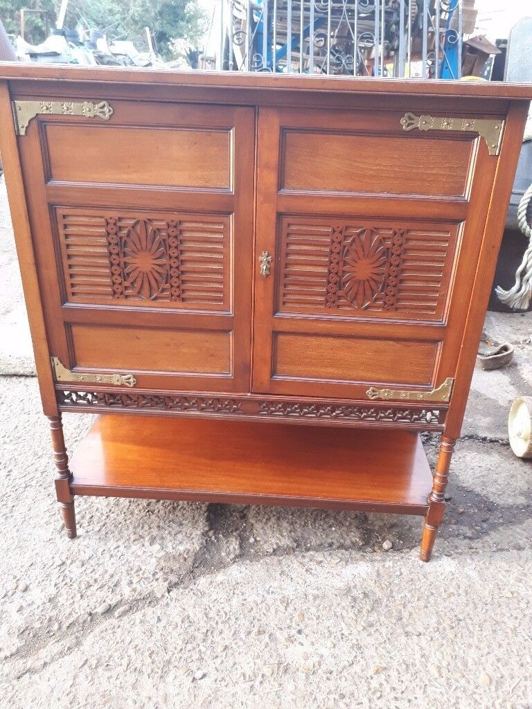 furniture 1920's storage cupboard