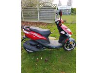 Excellent Condition 15 plate Moped.