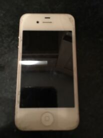 iPhone 4 mobile phone for sale