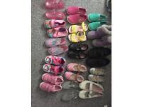 Shoe bundle girls boys
