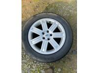 "Range Rover Land Rover Discovery 19"" Spare Wheel"