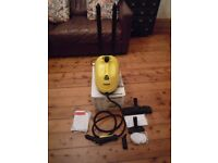 Karcher SC 1.020 Steam Cleaner, complete, little use