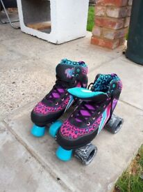 Roller Derby Boots, Only used a few times