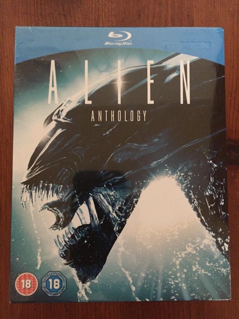 Alien Anthology Boxset (Blu-Ray)