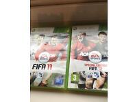 Xbox 360 games FIFA