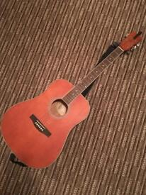 Guitar-Hudson -like new condition.