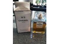 Chanel No 5 EAU DE PARFUM - Used