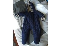 Next baby snow suit