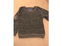 Boys 3-4 Zara knitted jumper
