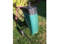 Garden Shredder electric