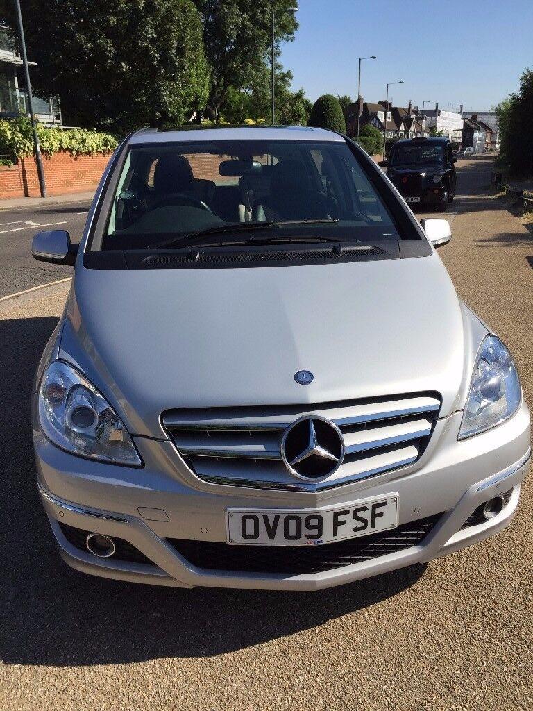 Mercedes Class B, Petrol, Automatic