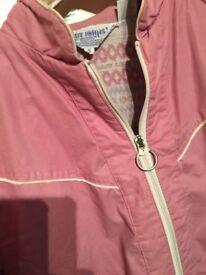 VINTAGE JACKET BOUGHT IN ROCKIT IN BRICK LANE FANTASTIC CONDITIONS ONLY 10!!!!! SIZE S BUT WEAR M