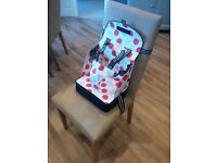 Polar Gear Lightweight Foldaway Baby Booster Seat - Excellent condition
