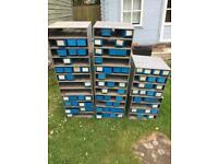 Storage Bins and Racks