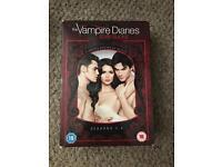 The vampire diaries box set 1-4