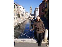 American Academic Seeks Travel Companion for Long Weekend Getaways in Europe (or UK)