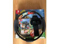 Nintendo Ring Fit Adventure Boxed