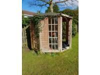 FREE Garden Summer House