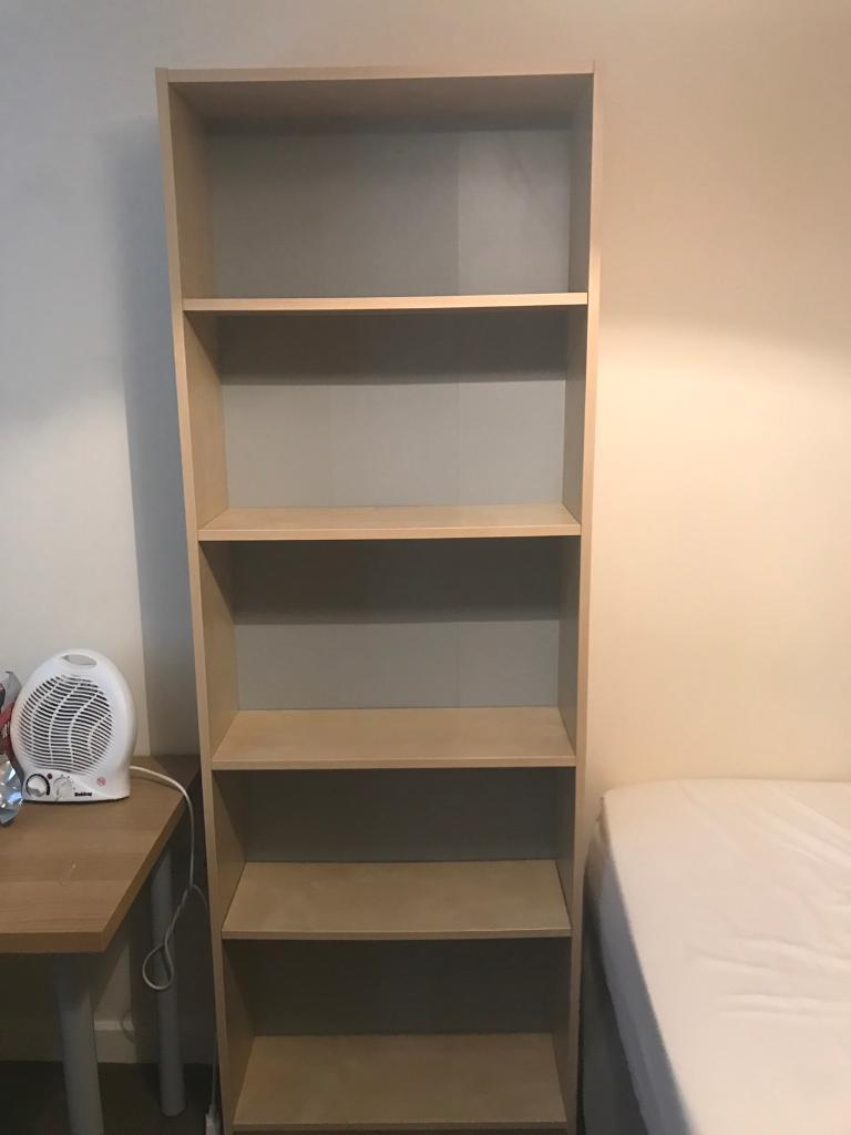 Shelve unitin Durham, County DurhamGumtree - 8 foot shelve unit! 5 shelfs. Perfect condition. Good for any bedroom or storage