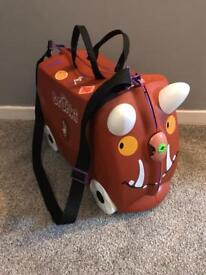 Kids Gruffalo Trunki suitcase