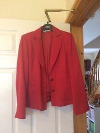 Via Veneto jacket – Size 10 – Excellent condition - £10