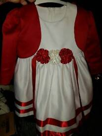 Beautiful little girl party dresses. Ages 2-4