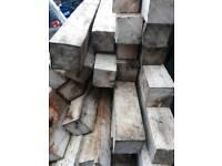 4x4 timber posts surplus