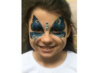 Face painting. Face painter for children parties and events