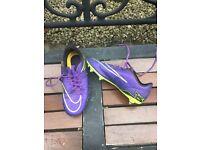 Nike stud football boots