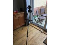 Velbon cx 680 camera video stand tripod