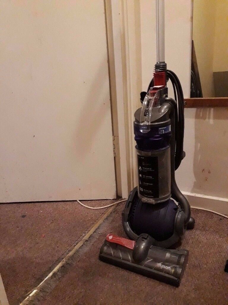 Dyson dc 24 upright PURPLE/GREY