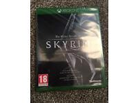 Elder Scrolls V: Skyrim Special Edition Xbox One Sealed