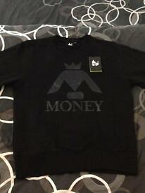 Mens Money Top Size Small