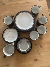 Hornsea Vintage Tea Set