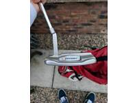 Odyssey #1 White Hot Putter