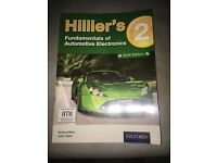 Hilliers fundamental of automotive electronics Book 2 sixth edition
