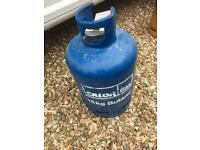 15kg calor gas bottle with some gas in it , no Bottle Surcharge £20