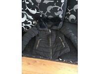 Zara Padded Coat size S (8/10)