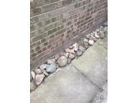 Garden Rocks 50p per rock