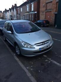 Peugeot 307 Auto Braking for parts only