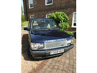 Land Rover Range Rover 2.5 TD HSE 5dr