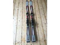 Elan Skis size 148, Rossignol Poles & Salomon Boots available, comes with Salomon ski bag