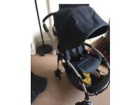 Limited edition Denim Bugaboo Bee with many extras