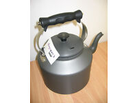 Aga kettle. Brand new - hard anodised 3 litre